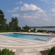 Tilton - Pool Terrace